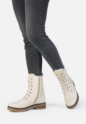 Rieker - ботинки женские зима