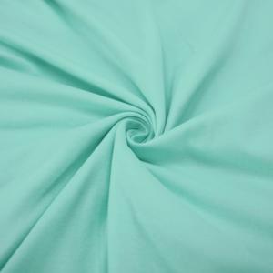 Ткань на отрез кулирка М-2064 цвет ментол