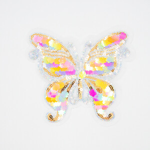 Аппликация Бабочка 19*16см