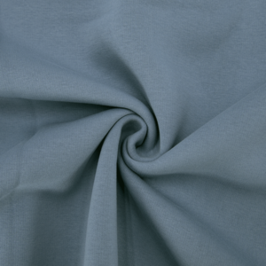 Ткань на отрез футер 3-х нитка компакт пенье начес цвет арона серый