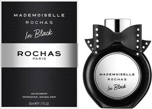 ROCHAS MADEMOISELLE ROCHAS IN BLACK lady 50ml edp