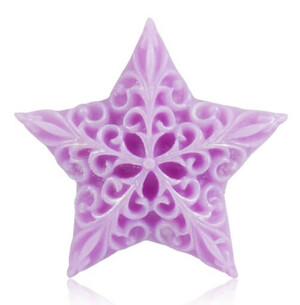 Мыло звёздочка