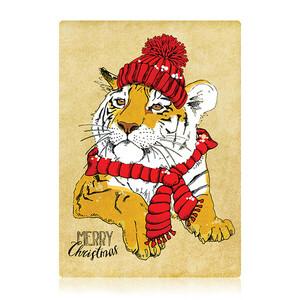 Магнит. Тигр - символ 2022 года
