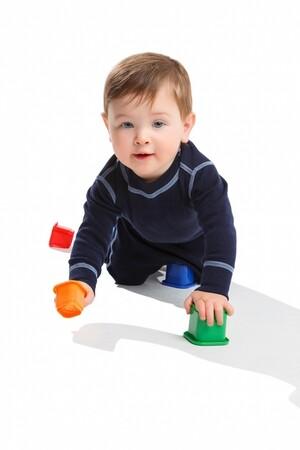 4SU2HLRU NORVEG Soft  Футболка детская с длинным рукавом
