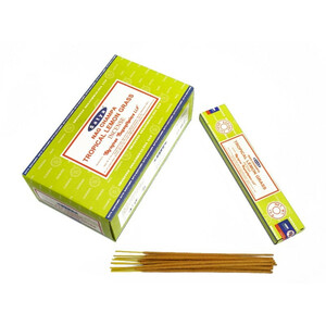 Благовония Satya Tropical Lemongrass, 15 гр