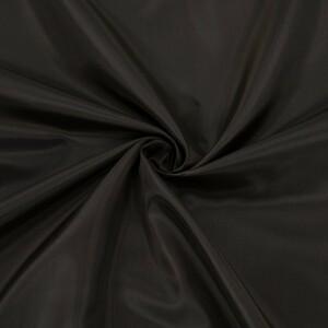 Ткань на отрез таффета 150 см 190Т цвет коричневый 1213