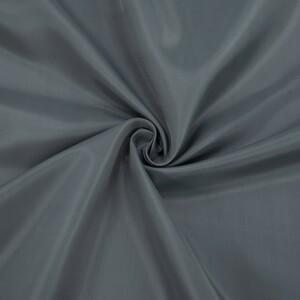Ткань на отрез таффета 150 см 190Т цвет светло-серый 0000
