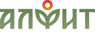 Логотип Алфит