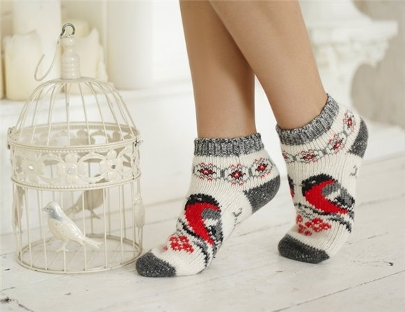 Логотип Бабушкины носки