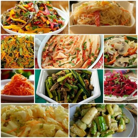 СП182 Корейские и европейские салаты , выпечка и готовые обеды. Развоз по цр 19 мая
