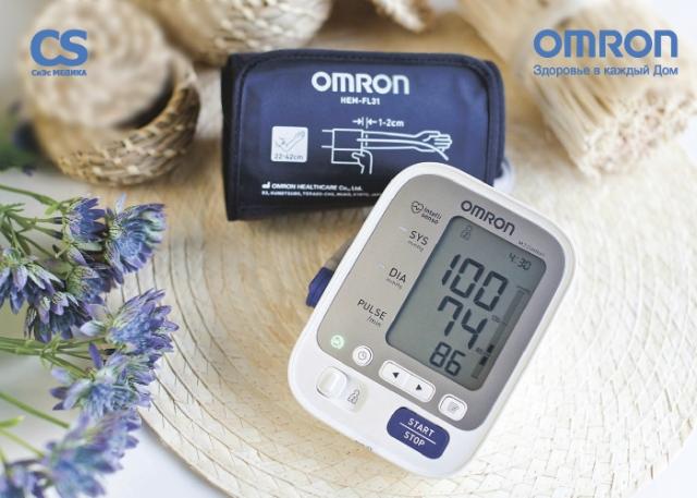 Здоровье в каждый дом - техника OMRON!