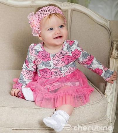 СП149 Чepyбино - одежда для наших ангелочков!