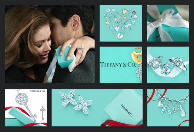 СП-75 Копии бренда Tiffany (стерлинговое серебро 925 пробы). НОВИНКИ от 3р!!!