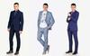 СП46 Berhard / Asterio для стильных мужчин. SALE! Мужские костюмы - 2000 рублей
