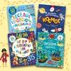 СП161 УЦЕНКА, СКИДКИ до 70%. Книги издательства CLEVER Здесь целый мир идей для счастья наших детей. Новые книги в АКЦИИ!
