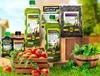 ОрганикМикс&БиоКомплекс. Новинки - газонные травосмеси, микробиологические препараты