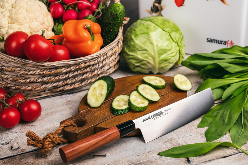 Samura - Лучшие кухонные ножи!