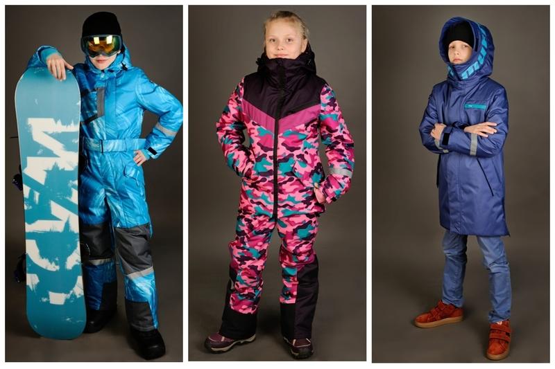 СП-76 MARK! Верхняя одежда для детей и подростков!