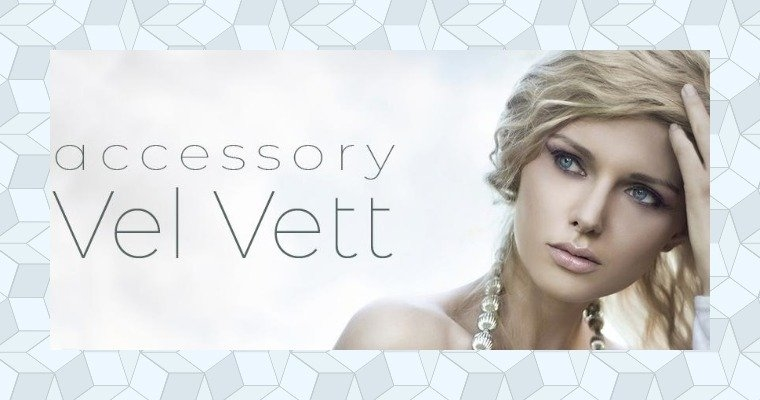 СП79 Vel Vett Бижутерия, аксессуары, чешские кристаллы, заколки, бантики ✓