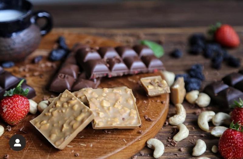 СП22 Nilambar*i - Авторский Шоколад и Пасты в СТИЛЕ ЗОЖ! Состав бомба)