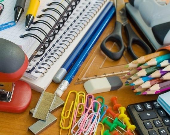 Огромный выбор канцелярии для школы и офиса. Склад в Красноярске!