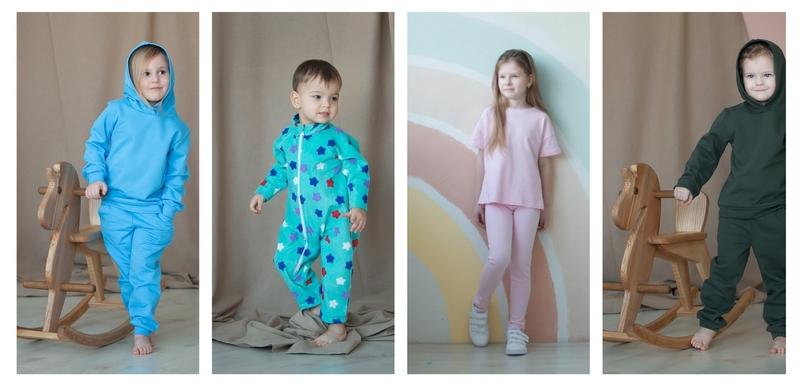 СП82 Юниор-Текстиль трикотажик деткам из Новосибирска. Низкие цены. Новые модельки