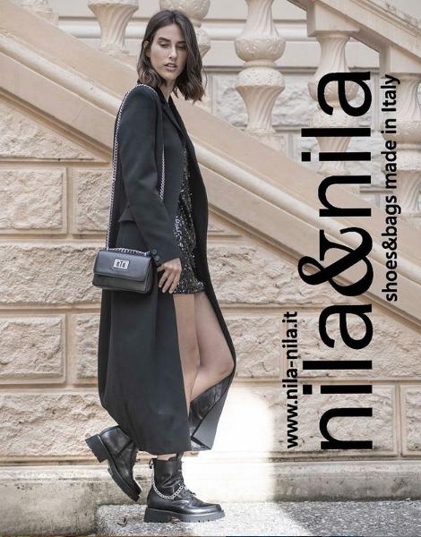 Nila&Nila обувь с Итальянской фабрики. Осень/зима. Полное обновление