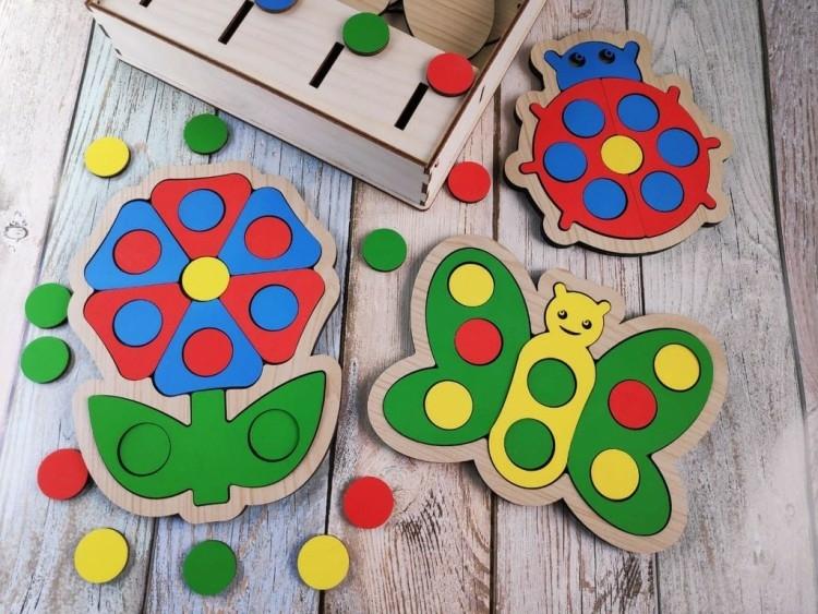 Toysib - Играем! Развиваем! Растем! Развивающие деревянные игрушки!