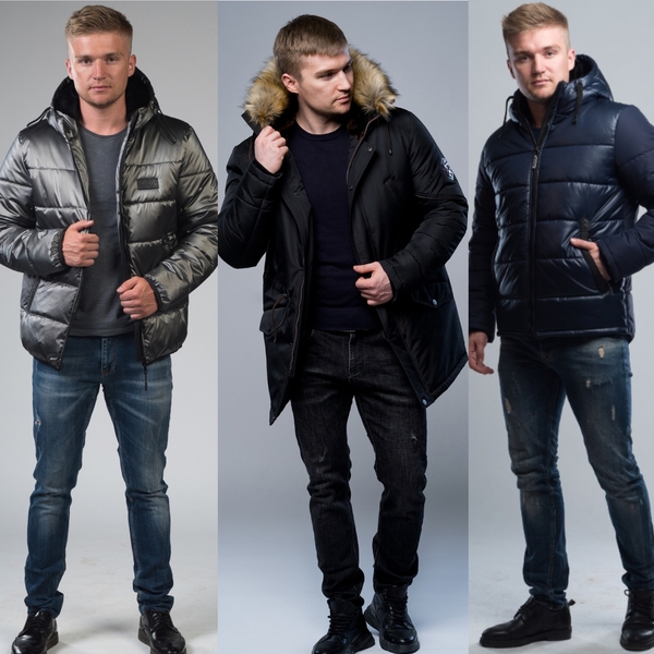 Ledos - мужские куртки с 46 до 66 размера! Пуховики, парки, бомберы.. БЮДЖЕТНО! Зима от 3300р, демисезон от 2400р