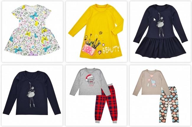 SUNNYDRESS - яркая детская и подростковая одежда. НОВИНКИ!
