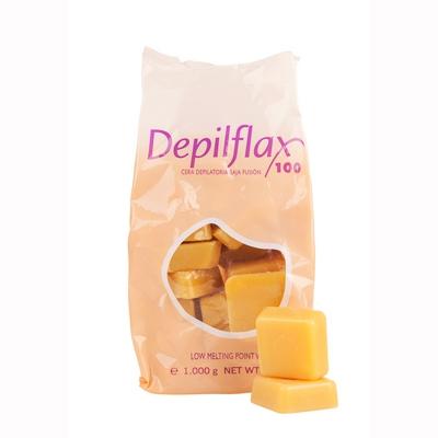 Горячий воск для депиляции depilflax