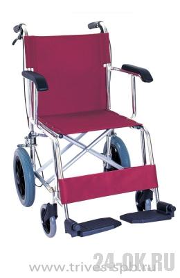 CA967LHBКресло-коляска  TRIVES (алюминиевая облегченная,кресло-каталка)