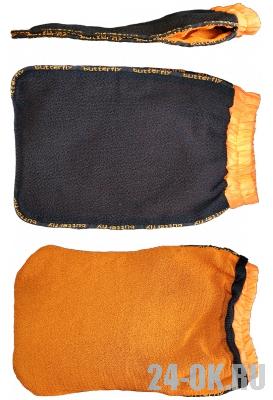 Чудо мочалка -рукавичка new