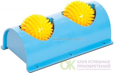 М-404 Мячи массажные на подставке, для ног