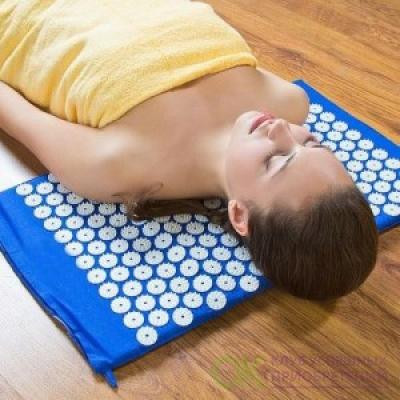 Коврик массажный для лечения остеохондроза