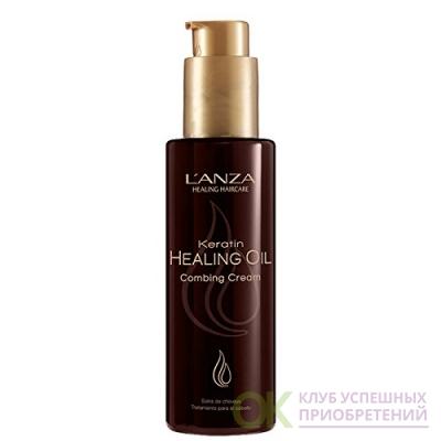 Lanza Keratin Healing Oil Combing Cream - 4.7 oz
