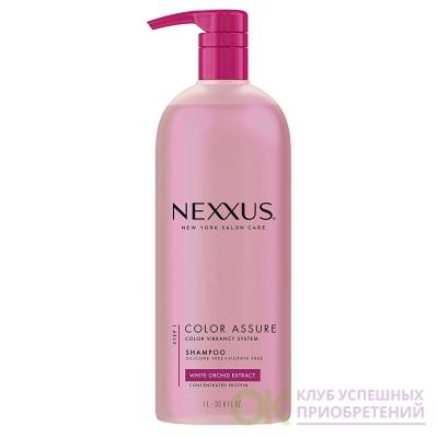 Nexxus Color Assure Rebalancing Shampoo, with Pump 33.8 oz