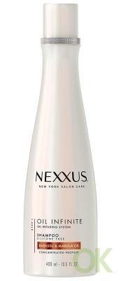 Nexxus Oil Infinite Rebalancing Shampoo, Oil Infusing 13.5 oz