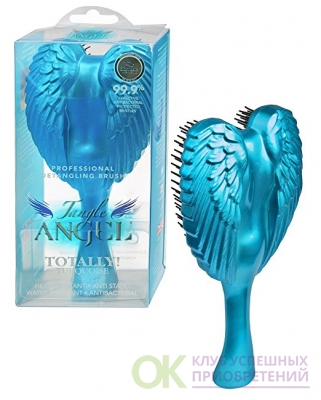 Tangle Angel-Totally Turquoise