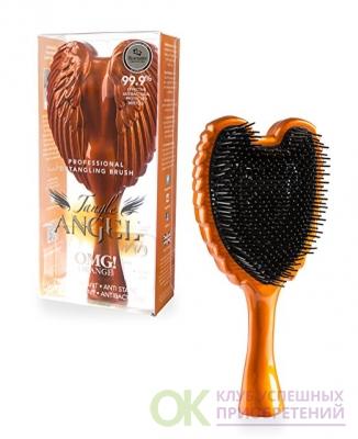 Tangle Angel Hair Brush – Detangles Wet and Dry Hair