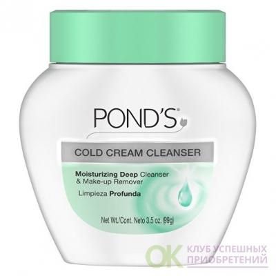 POND'S Cold Cream Cleanser, 3.5 oz.