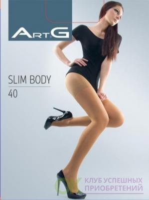 ART.G SLIM BODY 40  (шортики 150 ден)  2 fumо