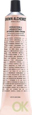 Grown Alchemist - Intensive Hand Cream: Persian Rose & Argan Extract Net Wt 2.29oz (65ml)