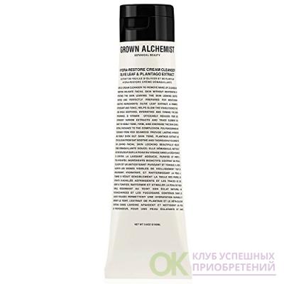 Grown Alchemist - Hydra-Restore Cream Cleanser: Olive Leaf