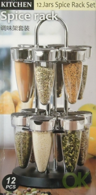 Набор для хранения специй 12 Spice Rack
