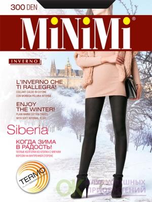 Колготки SIBERIA 300  Minimi - осенне-зимние