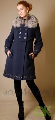927 Пальто женское ЗИМА