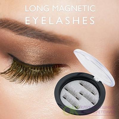 Longer False MAGNETIC Eyelashes by Essy