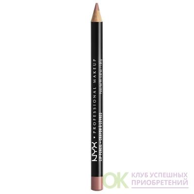 NYX Professional Makeup Slim Lip Pencil,Nude Pink