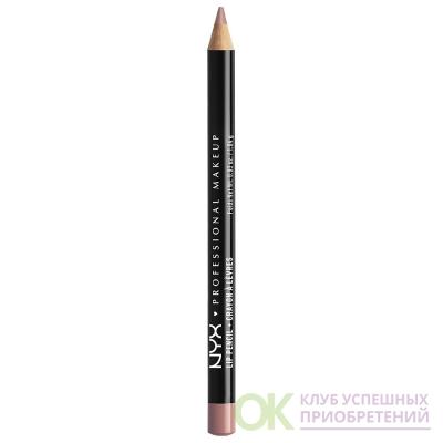NYX Professional Makeup Slim Lip Pencil,Pale Pink